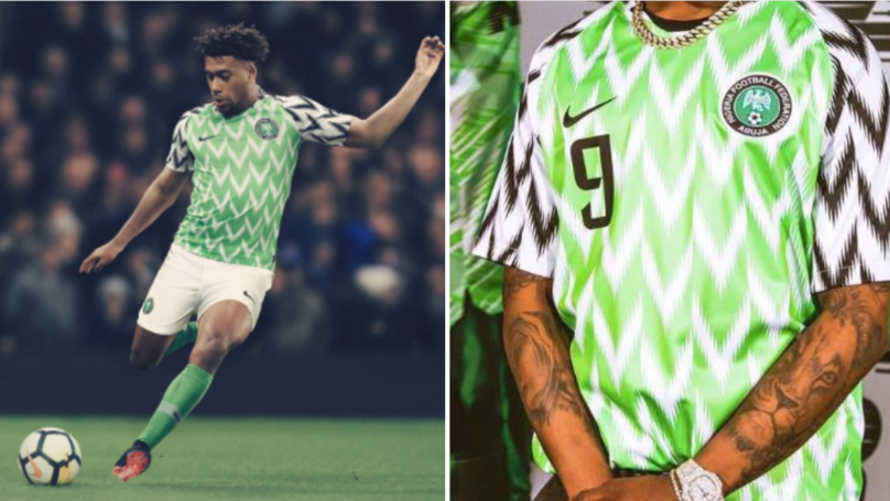 Nike Have Received Three Million Orders For Stunning Nigeria World Cup Kits