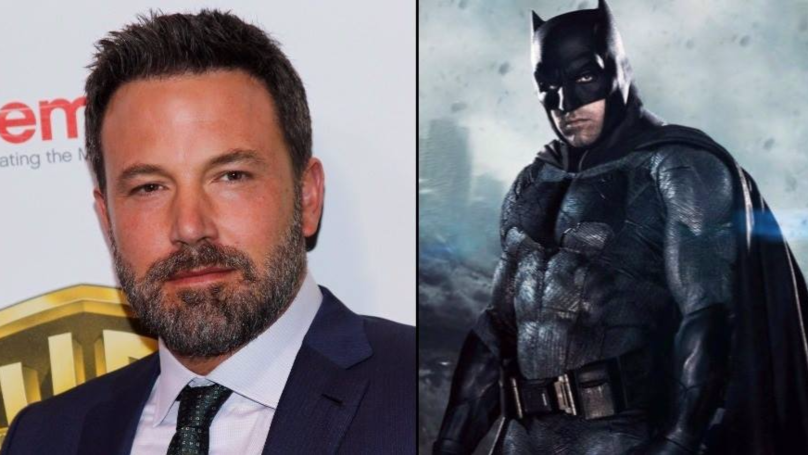 Ben Affleck Confirmed For Batman Trilogy And 'Batman Beyond' Adaptation