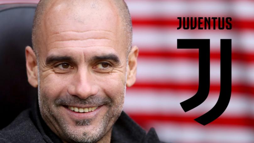 Pep Guardiola Reportedly Agrees Move To Juventus Next Season