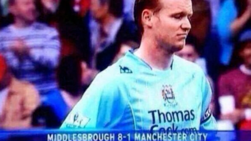 11 Years Ago Today, Middlesbrough Thrashed Manchester City 8-1