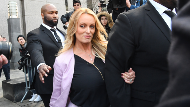 Stormy Daniels Reveals More About Alleged Affair With Trump