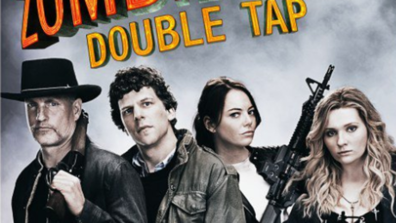 Zombieland 2 Poster Confirms Sequel Name And How Much The Cast Has Changed