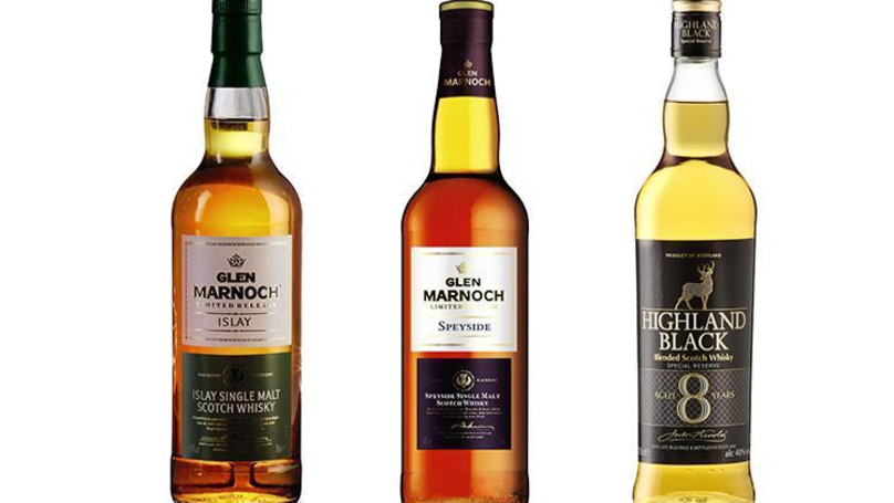 ​Aldi Whiskies Named Best In The World - Again