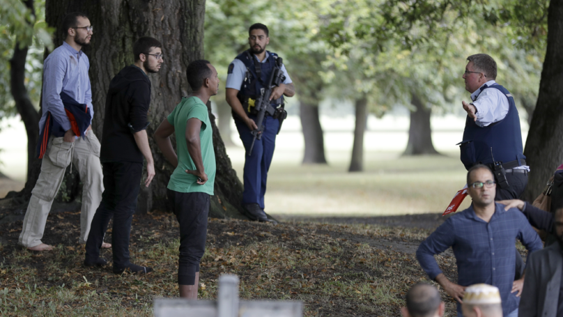 UK Police To Patrol Mosques Following The New Zealand Terror Attack