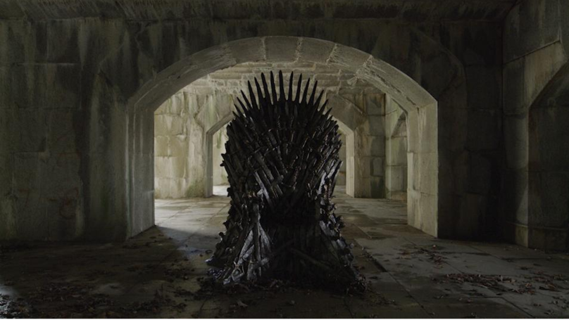 ​The Last Game Of Thrones Throne Has Been Found