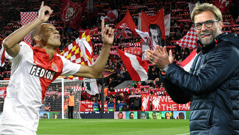 Liverpool Agree £43.7m Fee To Sign Fabinho From Monaco