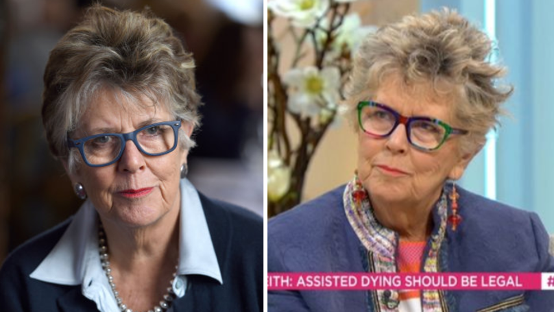 Prue Leith Speaks Out About Brother's 'Painful And Miserable Death' With Bone Cancer