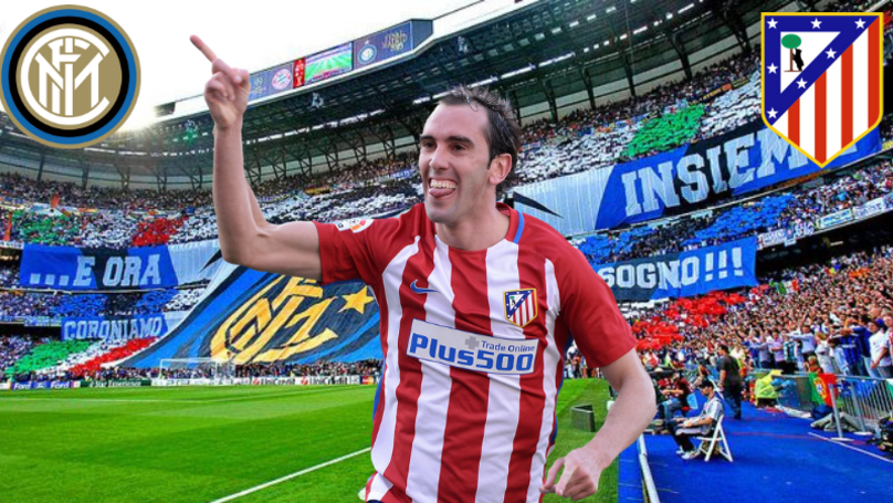 Atlético Madrid Captain Diego Godín 'On The Verge Of Joining Inter Milan'