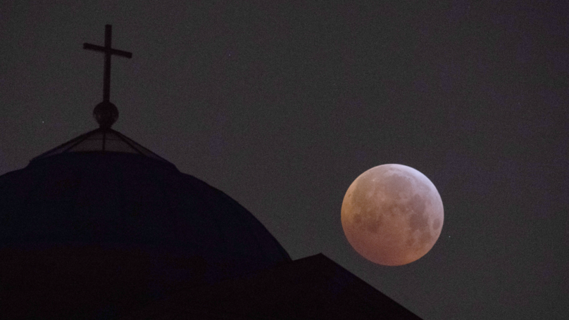 There's A Pink Super Moon Coming This Easter Weekend