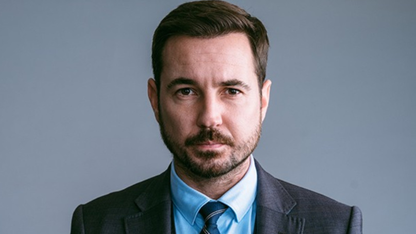 People Shocked By Line Of Duty Actor Martin Compston's Real Accent