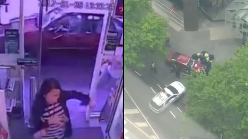 Man Drives Into Pedestrians Killing Three In Melbourne
