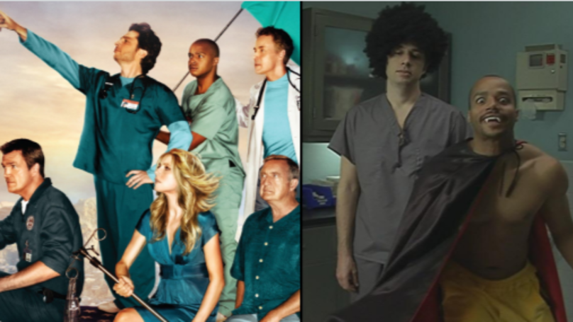 Scrubs Cast Are Reuniting For One Night Only