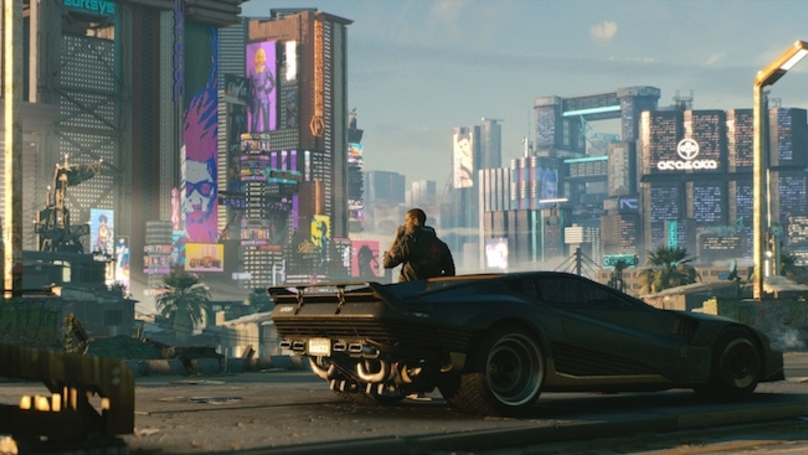 "​'Cyberpunk 2077' And Its ""Many Explorable Buildings"" Might Be Bigger Than 'The Witcher 3'"