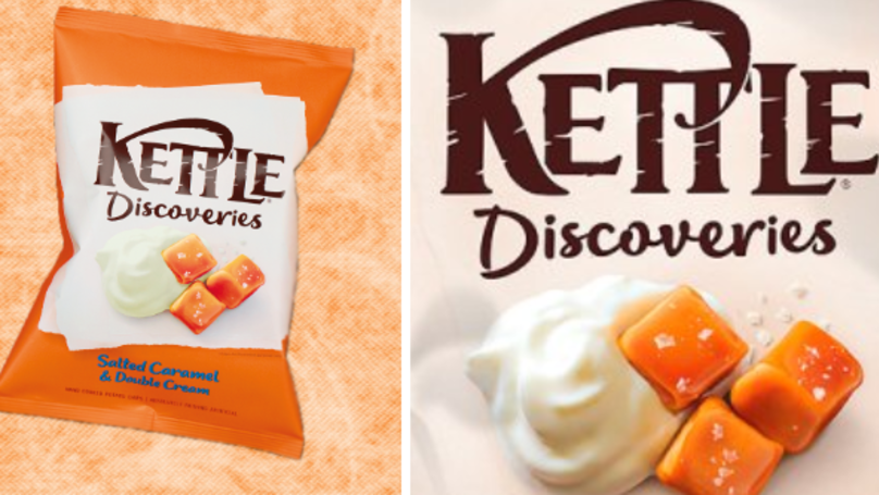 Salted Caramel Kettle Chips Exist And They Sound Strangely Delicious