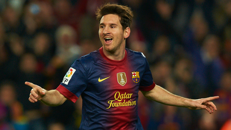 Six Years Ago Today, Lionel Messi Broke The Record For Most Goals In A Year