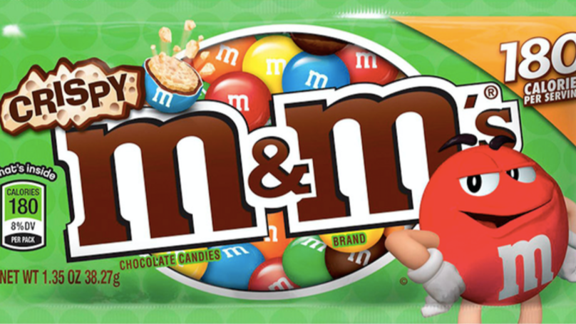 ​There Are Three Brand New M&Ms Flavours To Tuck Into