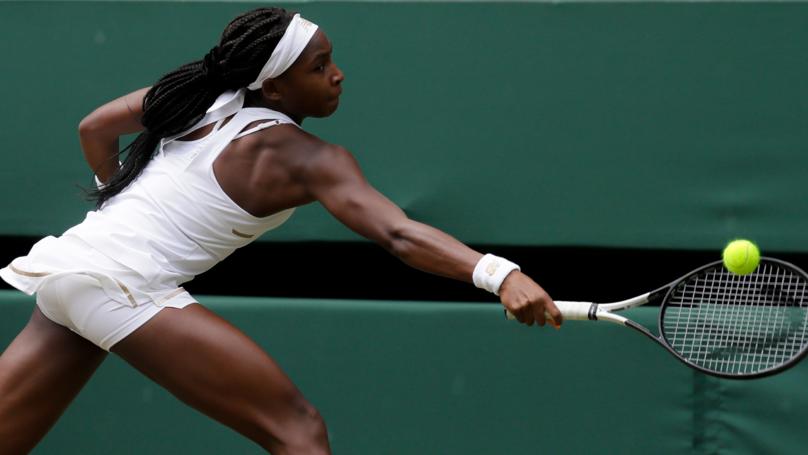 Wimbledon 2019: Cori Gauff's Wimbledon Journey Ends In Defeat To Simona Halep