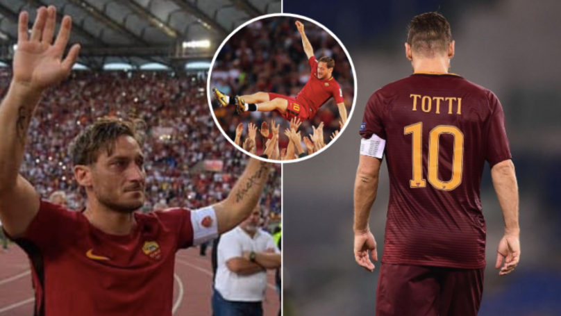 Francesco Totti Ends 30-Year Association With Roma After Resigning As Director