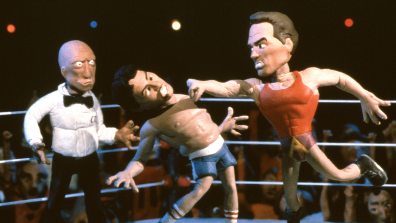 MTV Reveals There's 'Celebrity Deathmatch' Reboot On The Way