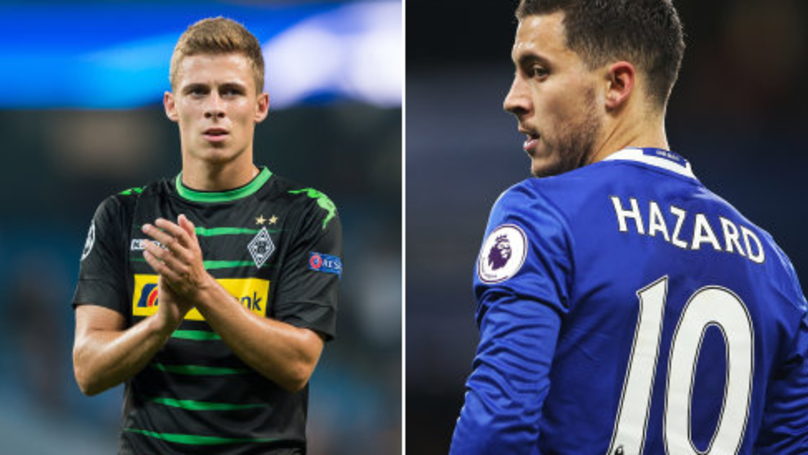 Eden Hazard Could Play Against His Brother In The Premier League  | SPORTbible
