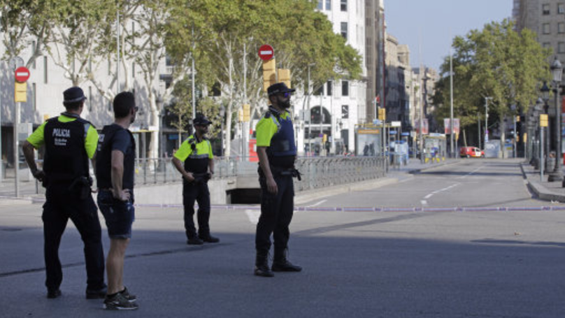 Police Treating Barcelona Van Attack As 'Terror' As 13 People Confirmed Dead