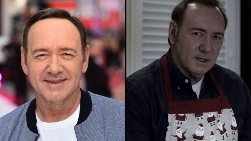 Kevin Spacey Posts Bizarre Video After He Is Charged With Sexual Assault