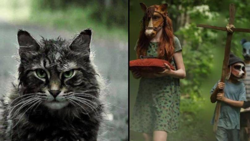 Terrifying New Trailer For Stephen King's Pet Sematary Drops