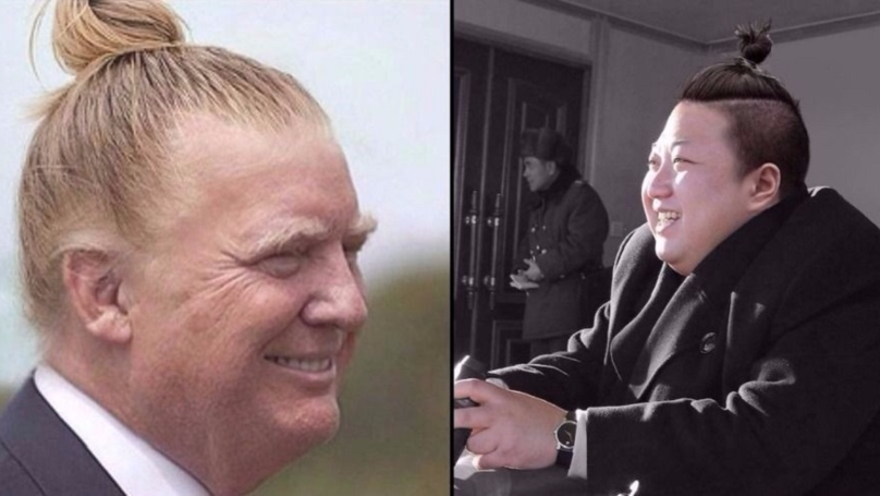 Here's What Powerful Politicians Look Like With Man Buns