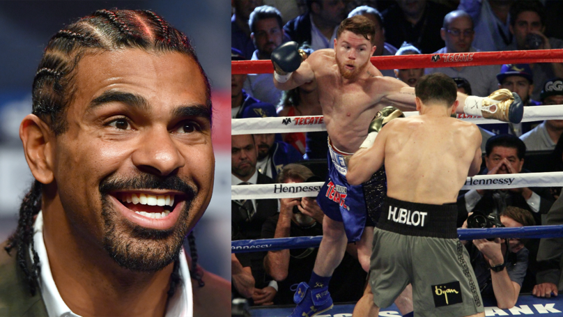Prepare Yourself For A Controversial Canelo Win Says David Haye