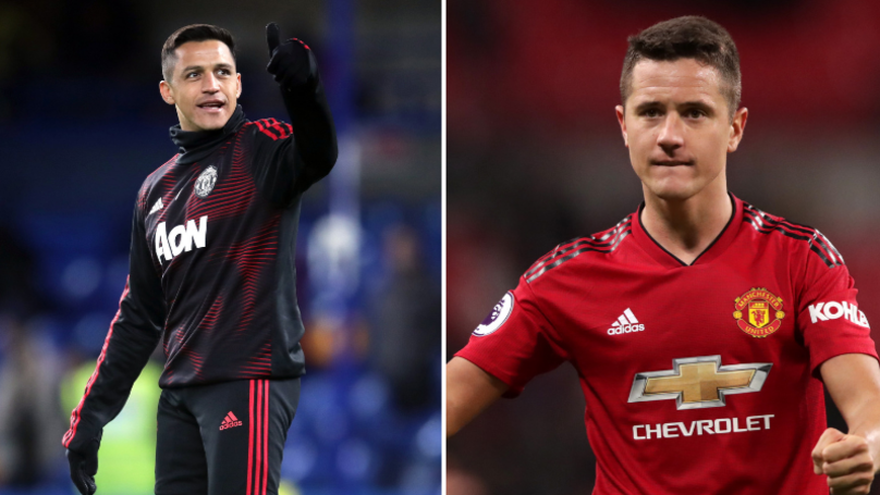 What Ander Herrera Did To Alexis Sanchez Proves He's A Future Captain