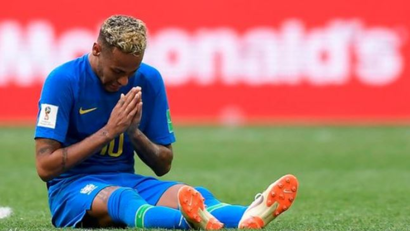 Reason Why Neymar Cried After Brazil's Win Over Costa Rica