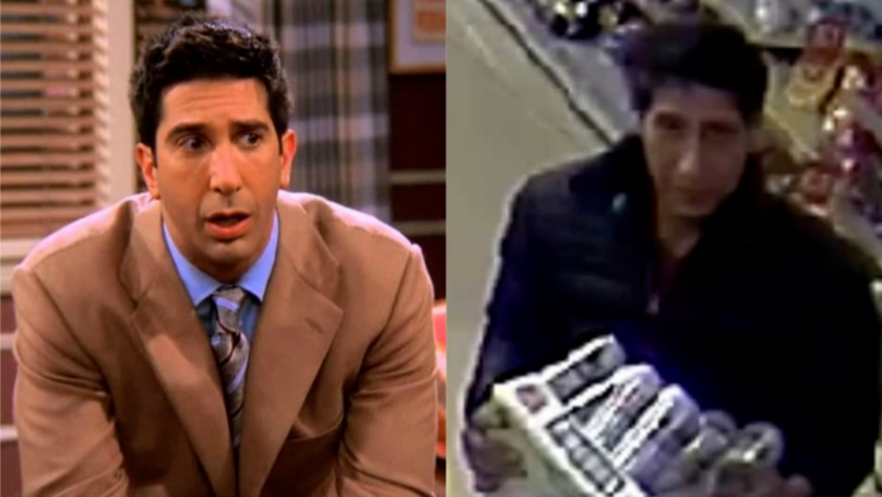 Blackpool Police Claim They Have 'Identified' David Schwimmer Lookalike
