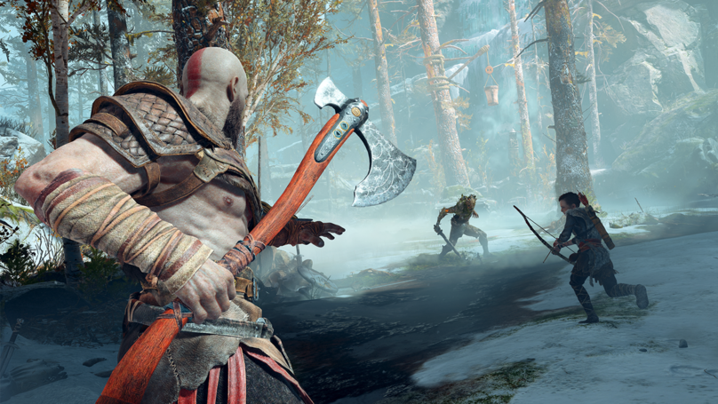 'God Of War' Wins Big With Nine Awards At The 2019 DICE Awards