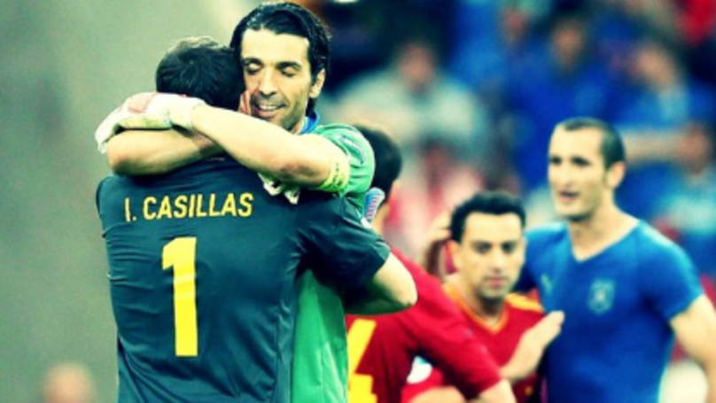 Iker Casillas Sent Gianluigi Buffon A Class Message After He Announced He's Leaivng Juventus