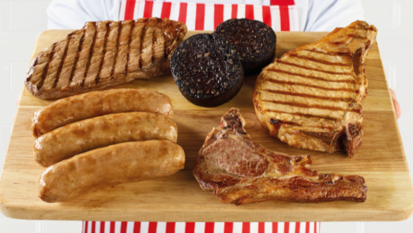 Morrisons Is Selling This Mighty Meat Feast For A Fiver