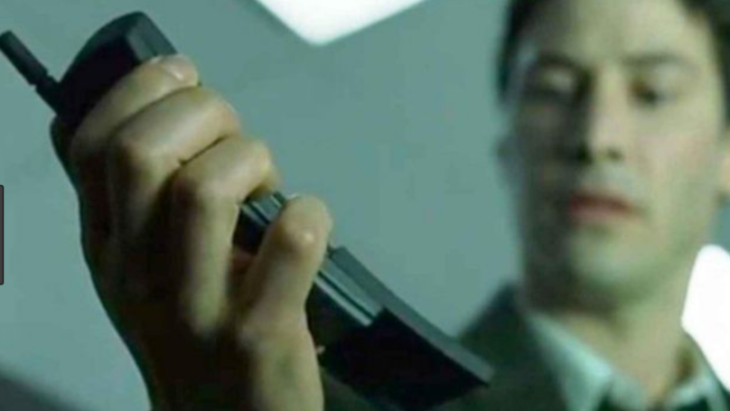 The Nokia 'Banana' Phone From 'The Matrix' Is Being Re-released