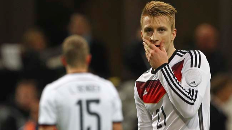 Marco Reus Is Named In Germany's Provisional World Cup Squad