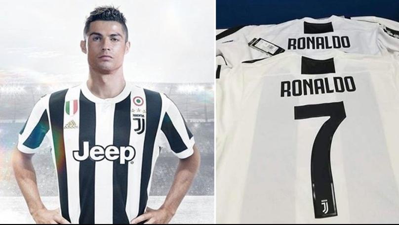 pretty nice 0f6c9 4731f cheap juventus 7 ronaldo third long sleeves soccer club ...