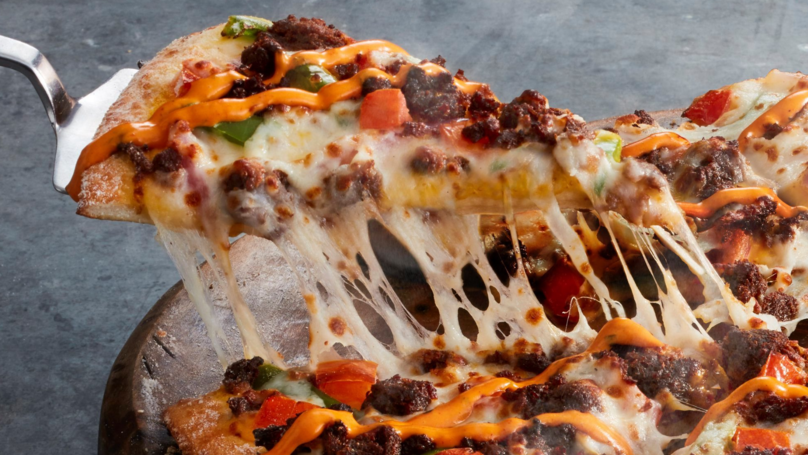 Domino's Australia Is Launching Three Meat-Free Meat Pizzas In September