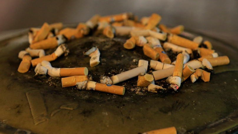 People In Canberra Could Be Fined Up To $500 For Flicking Ciggie Butts On Ground