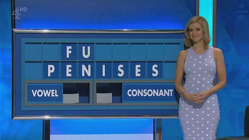 'Countdown' Contestant Wins Round By Spelling Out 'Penises'
