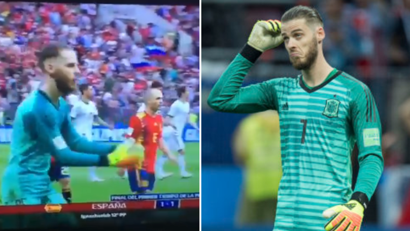 Watch: David De Gea's World Cup Saves Compilation Instantly Goes Viral