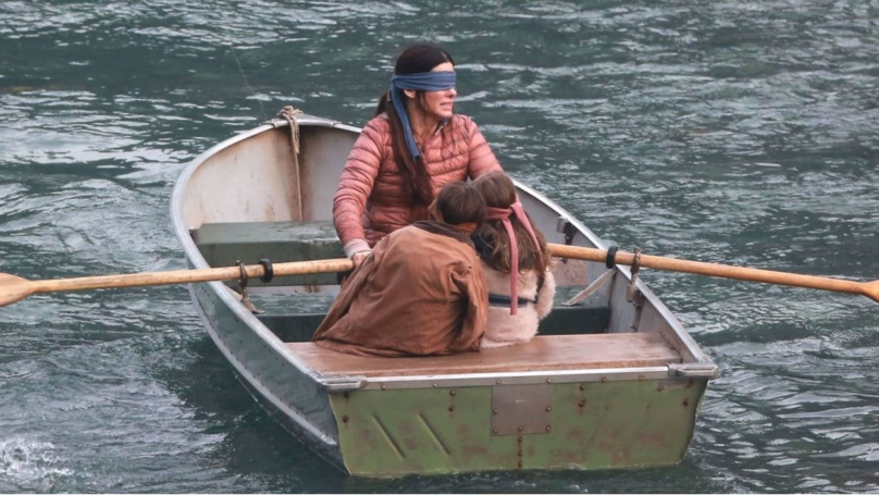 'Bird Box' Challenge Is The New Netflix Craze Sweeping The Internet