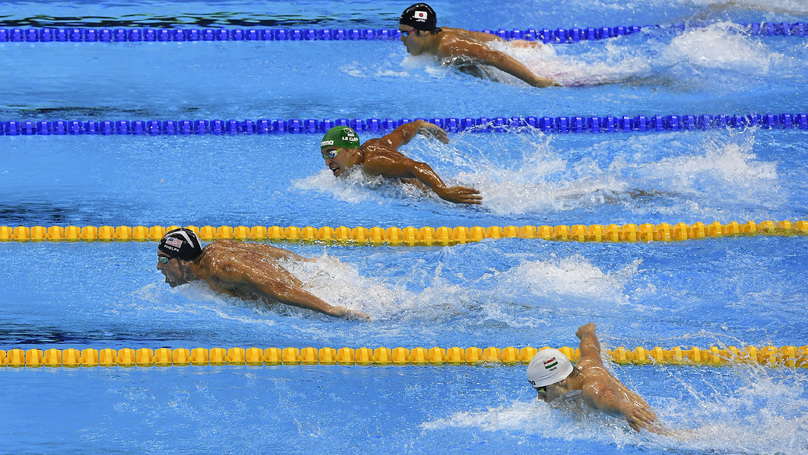 The Moment Chad Le Clos Regretted Provoking Most Decorated Olympic Swimmer Of All Time