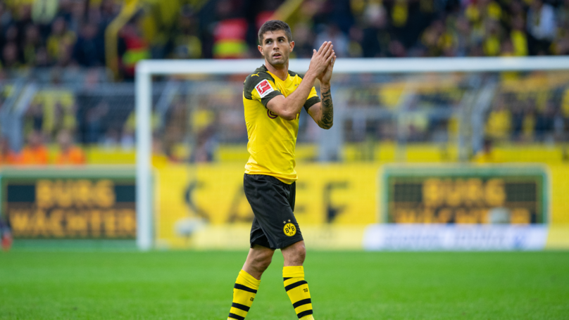 Chelsea Agree £45 Million Deal To Sign Christian Pulisic In The Summer
