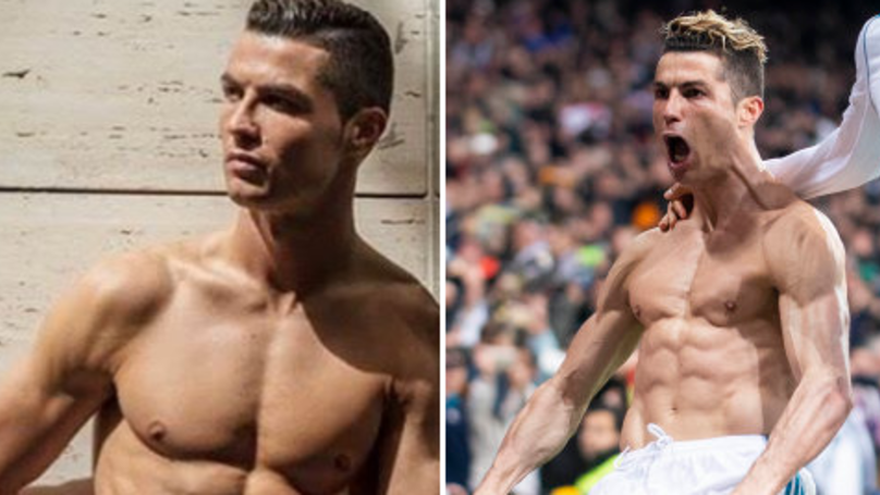 The Secret of Cristiano Ronaldo's Amazing Physique Revealed