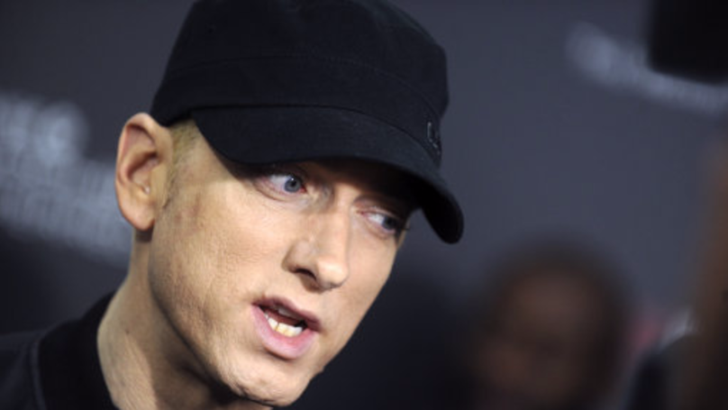 Eminem Explains Why He Turned To Beyoncé For 'Walk On Water'