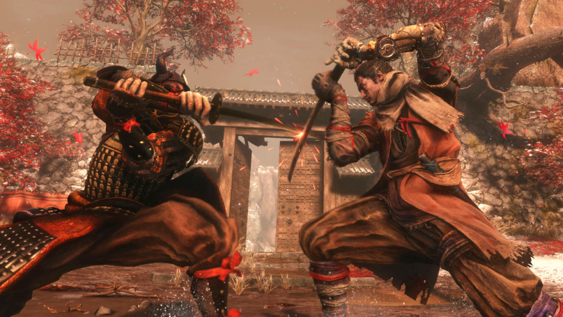 Not ​Found Everything In 'Sekiro'? Here's A Map Of Its Boss Battles And Items