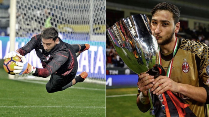 At Aged 20, Gianluigi Donnarumma Already Has The Most Ridiculous C.V