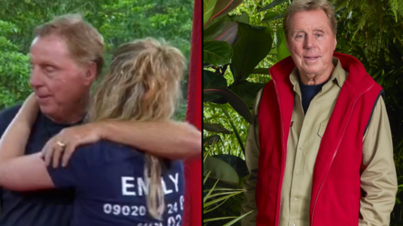 Harry Redknapp Wins 'I'm A Celebrity Get Me Out Of Here' 2018